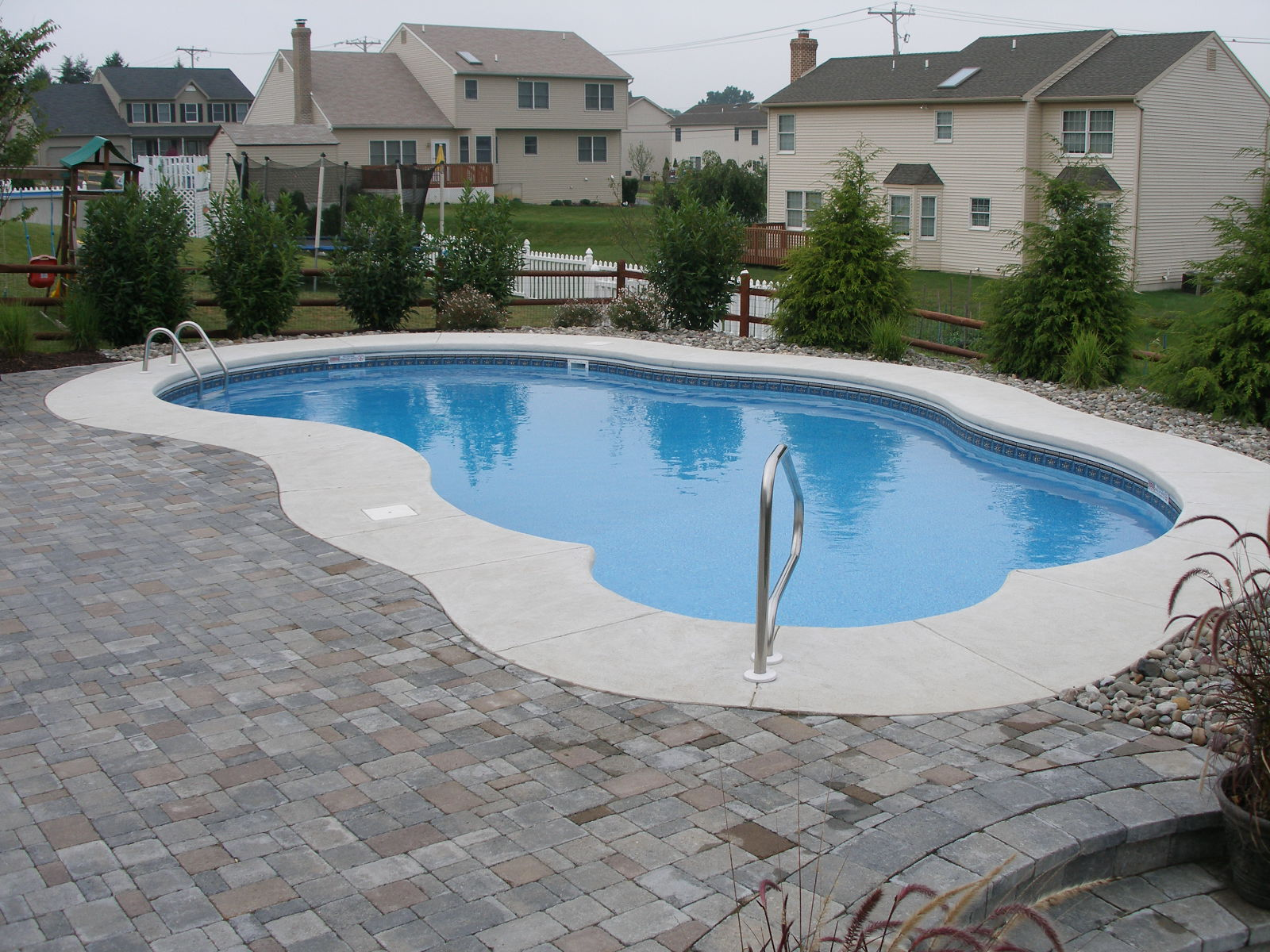 Northeastern pa 39 s premiere pool builder serving the for Northeastern pool