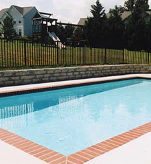 Northeastern pa 39 s premiere pool builder serving the for Swimming pool financing